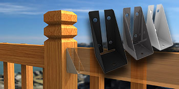 Raillok For Fence Rail Sections