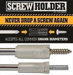 ( SH4PACK ) 4pc ScrewHolder